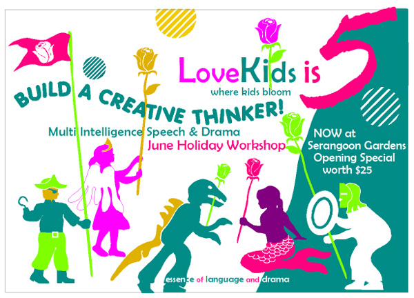 June Holiday Workshop